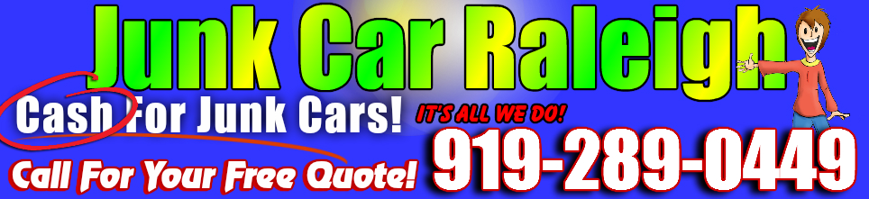 Cash For Cars Raleigh